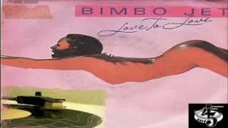 Love To Love/Love Ship - Bimbo Jet ‎1979 (Facciate:2)