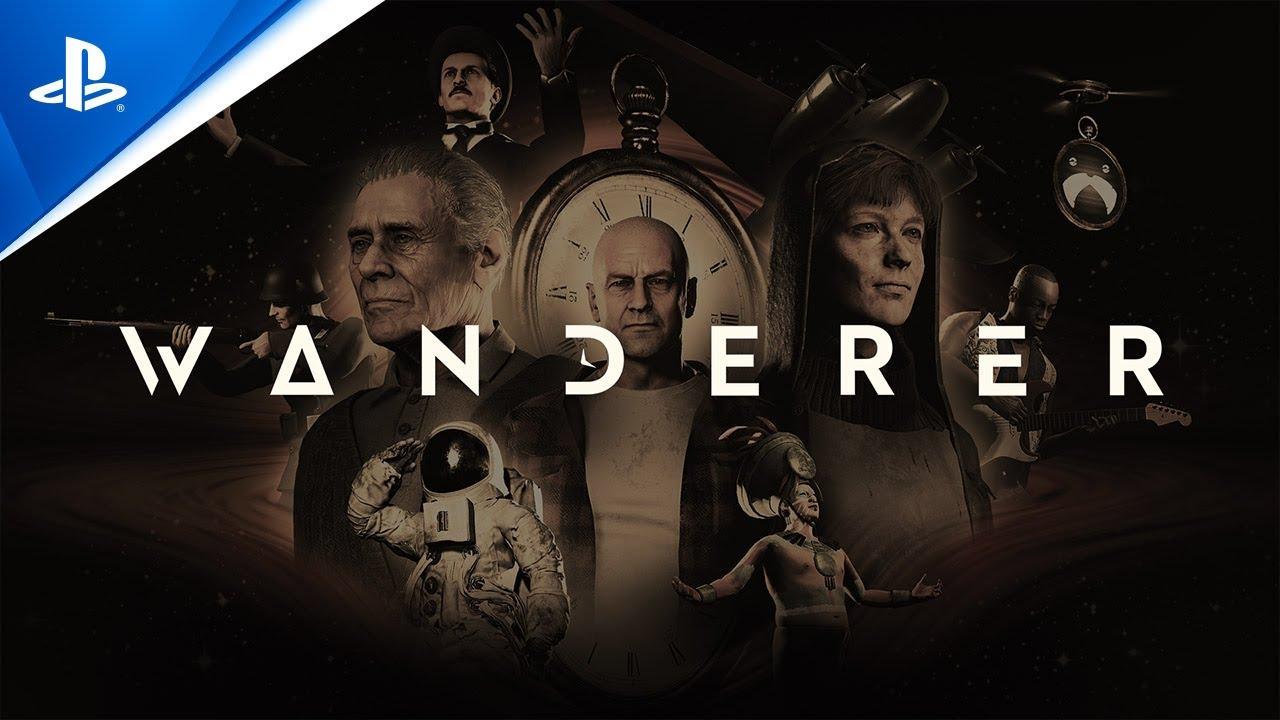 Wanderer PlayStation VR trailer
