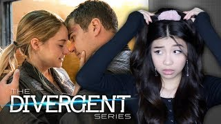 **DIVERGENT** COULD'VE BEEN TEEN SCI-FI EXCELLENCE