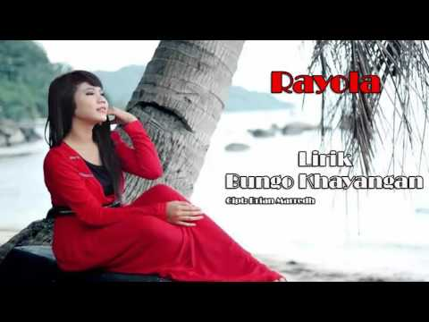 Rayola - Bungo Khayangan (Lirik)