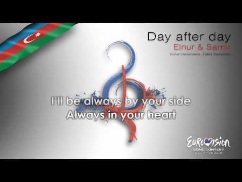 "Elnur & Samir - ""Day After Day"" (Azerbaijan) - [Instrumental version]"