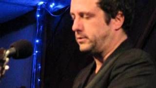 "WILL HOGE: ""Bad Old Days"" *LIVE*"