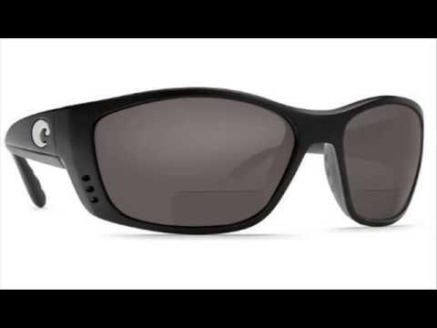 Costa Del Mar Fisch C Mates Polarized Bi Focal Reading Sunglasses