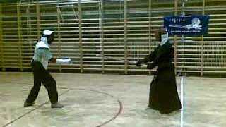 Kendo vs Fencing
