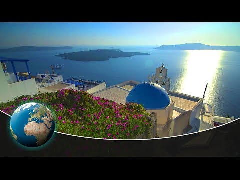Breathtaking Santorini - Beauty on a powder keg