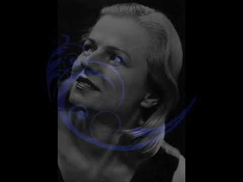 Mozart -  Branka Musulin & Hans Müller-Kray (1951)  - Piano Concerto No.20 in D minor, K.466