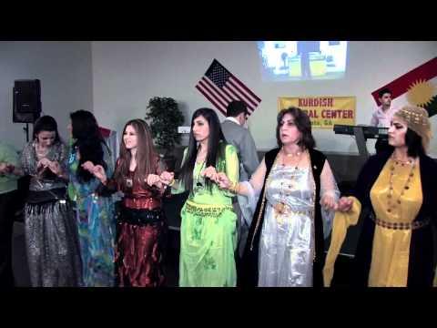Kurdish New Year 2012-Newroz Celebration by KCC in Atlanta, GA 2012