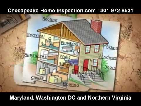 Potomac Home Inspections by Pro Tech Inspection - Maryland, Northern Virginia, Washington DC