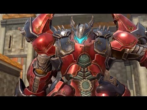 Knack 2 - 12 Minutes of City Gameplay
