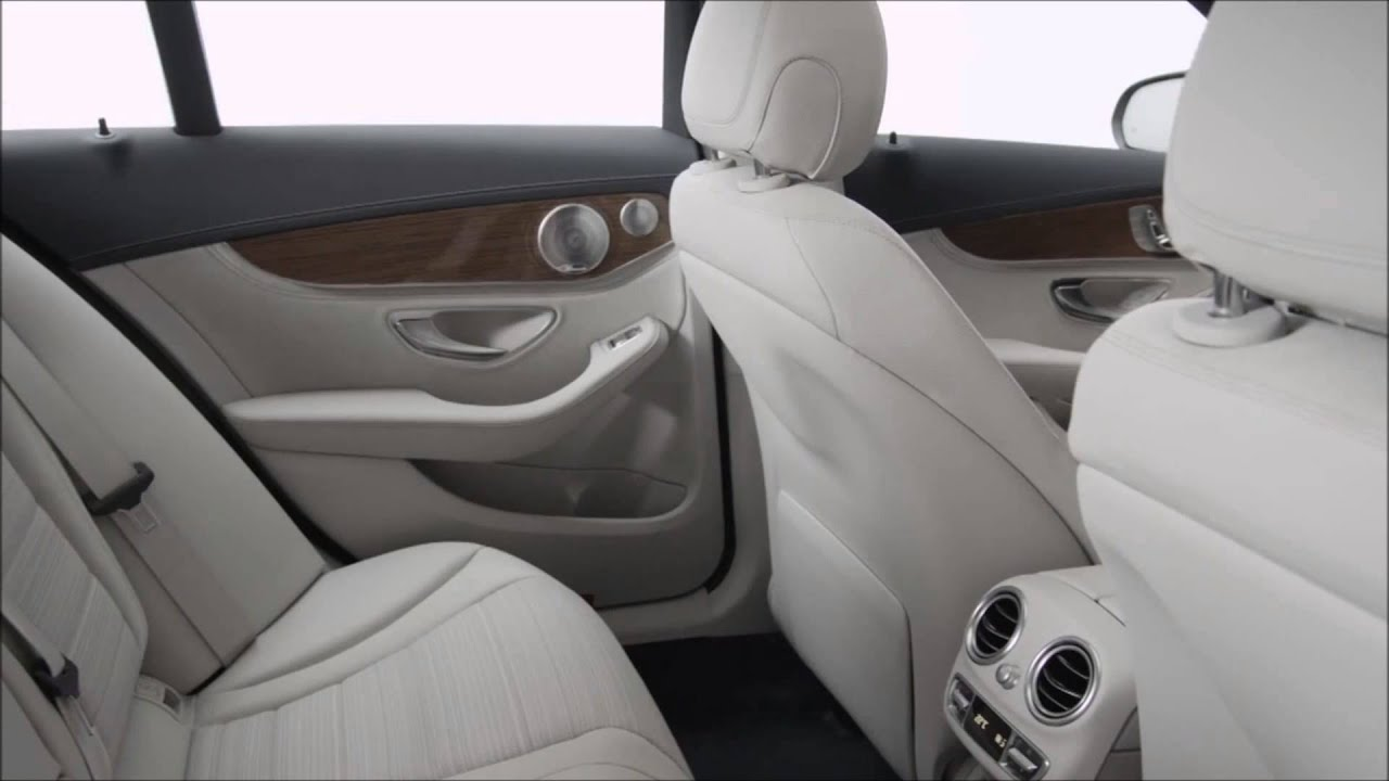 mercedes benz 2015 c 300 and c 250 interior hd trailer