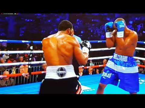 Marcus Browne vs Thomas Williams K.O Post Fight! Adonis Stevenson next? #LDBC
