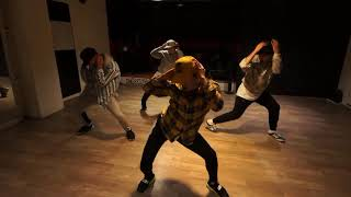 "Chris brown - ""No filter""  Choreography @trustmedance"