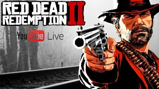 Red Dead Redemption 2 | LIVE STREAM | EXPLORATION