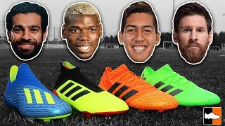 Which adidas Boot Wins?! Ultimate Predator vs X vs Nemeziz Battle!