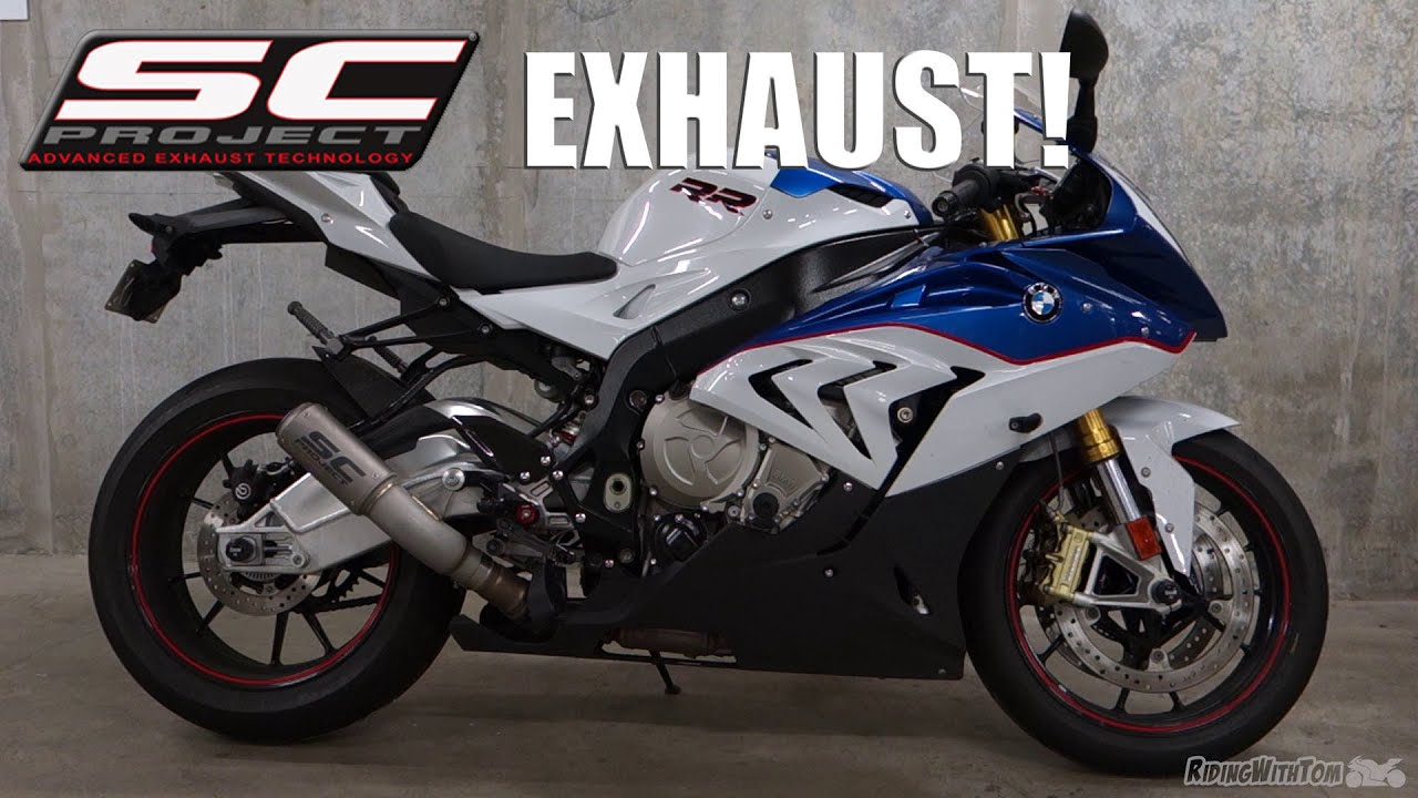 2015 bmw s1000rr sc project exhaust