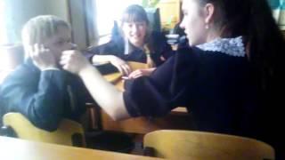 4 Школьника обкурились перед тем как прийти на урок Географии!!!)