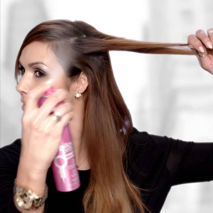 learn how to use redken s pillow proof blow dry two day extender