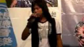 神木與瞳台中預購簽唱會--為你而活【20080810 中友百貨】
