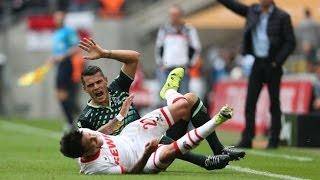 Video Gol Pertandingan Borussia Monchengladbach vs FC Koln