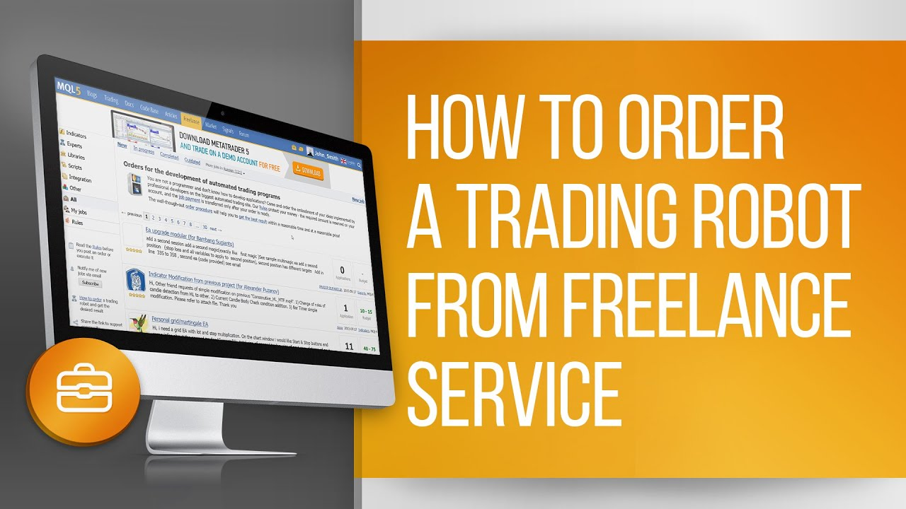 Algorithmic (automated) trading in MetaTrader 5