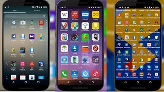 3 Sweet Launchers You Should Try! Android Tips #40