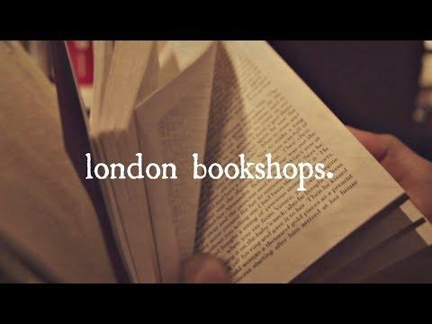 A London Bookshop Tour