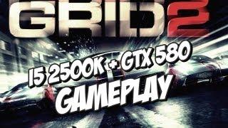 GRID 2 - PC Gameplay Ultra Maximum Settings [1080p]