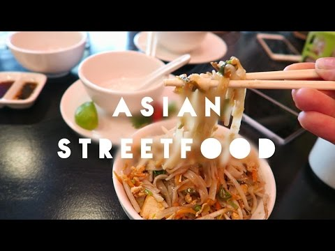 ASIAN STREET FOOD IN AMSTERDAM | Chanou's Life