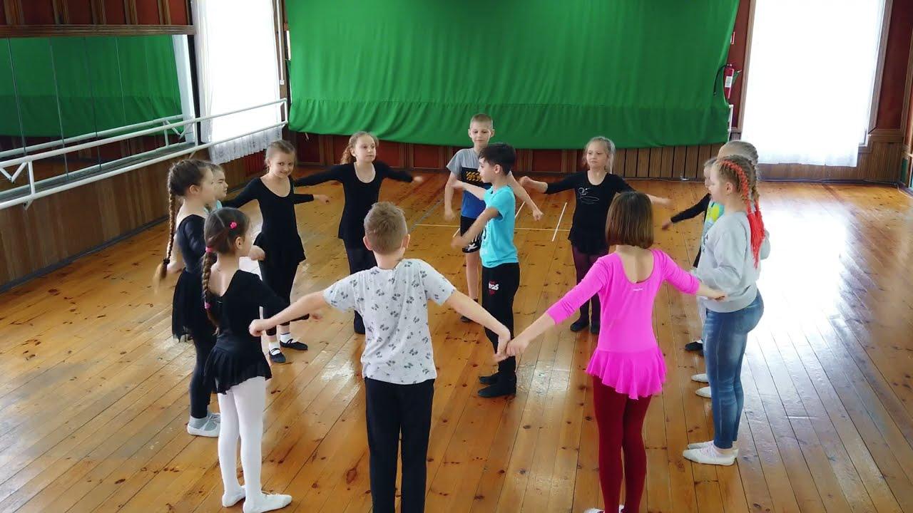 Хоровод детский танец
