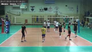 Товариський матч. Греція - Україна. 05.08.2018