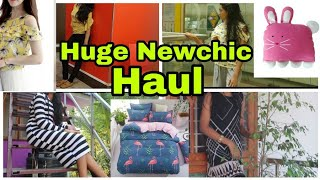 Newchic Haul video_Online Shopping site_Dress,shoe, organiser,room decor etc_SimplyMyStyleUnni