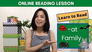 Learn to read cטc Words | Lesson 1 | Online learning | Preschool