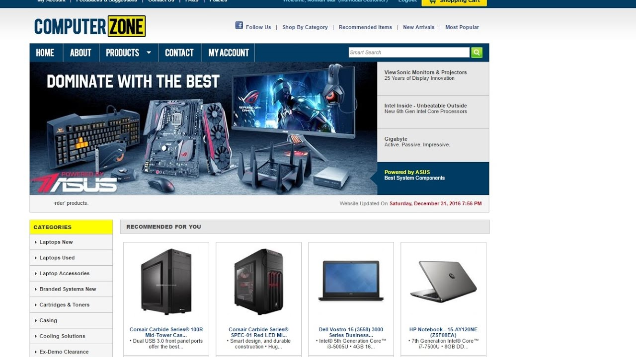 Computer Online Store Pakistan No 1 Computer Online Store At Cheap Price Part 1