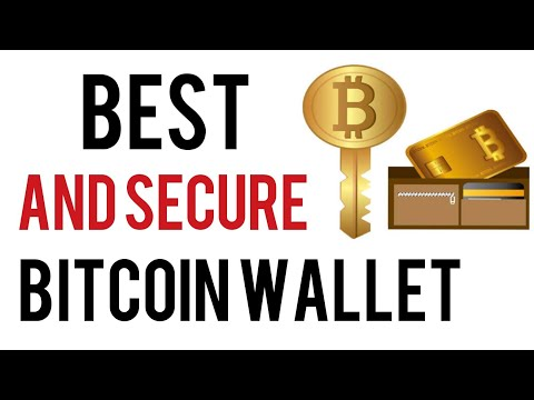 HOW TO CREATE A SECURE BITCOIN WALLET