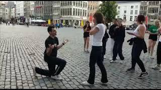 Born 4 Dance - huwelijksAanzoek