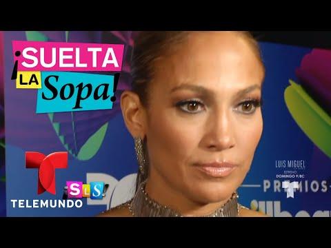 Confirman a Jennifer Lopez para Premios Billboard 2018 | Suelta La Sopa | Entretenimiento