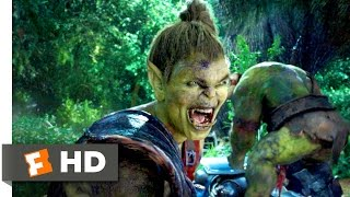 Warcraft - Orc Ambush Scene 110  Movieclips