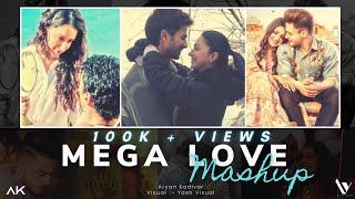 Mega Love Mashup 2020 Yash Visual x Aryan Kadivar | #Unstoppablelove