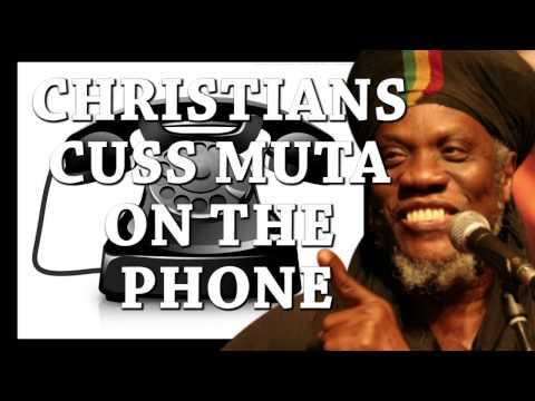 Christians WAR Mutabaruka