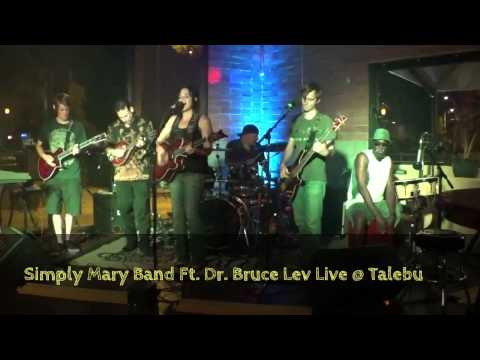 """Freedom Bound"" and God Only Knows"" Full Band Ft. Dr. Bruce Lev"