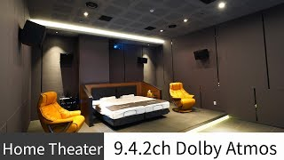 9.4.2ch Dolby Atmos Home Theat…
