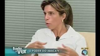 O Poder do Abacate - Tudo a Ver Interior - Cristina Trovó - Parte 1