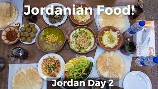 Jordanian Food and the Best Falafel I