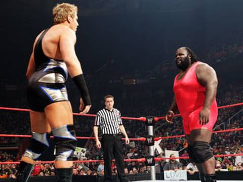 Raw Mark Henry Vs Jack Swagger Quot All American American