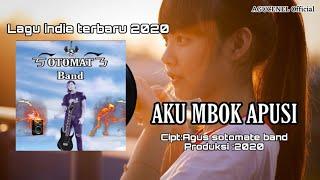Aku mbok apusi - Sotomate band (Official audio musik) Lagu indie lokal indonesia video lyric lagu