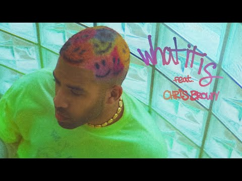 KYLE – What It Is (ft. Chris Brown)