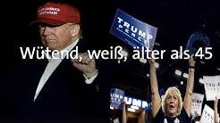 #kurzerklärt: US Wahl 2016 - wer hat Donald Trump gewählt?