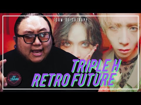 """Producer Reacts to Triple H """"Retro Future"""""""