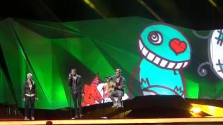 Hungary: ByeAlex - Kedvesem (Zoohacker remix) (rehearsal) HD