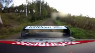 Mikko Eskelinen & Arto Kapanen - Pirelli Rally 2016 tests